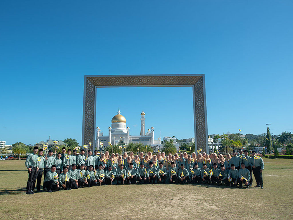 Petroleum Authority Participates in the 36th Brunei Darussalam National Day Parade