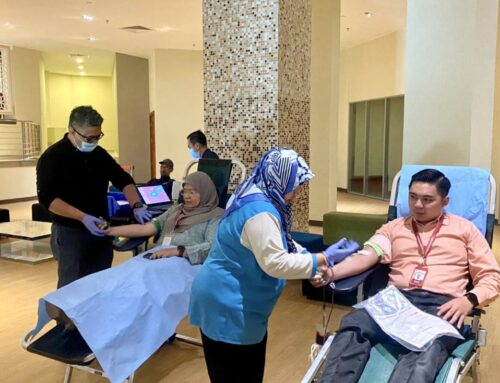 38 Pints of Blood Collected from Petroleum Authority Blood Donation Campaign